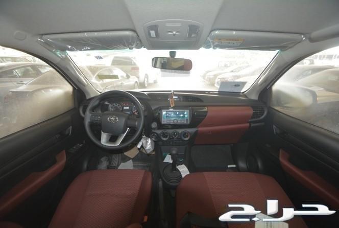 تويوتا هايلوكس 2020 GL2 دبل ديزل 113000