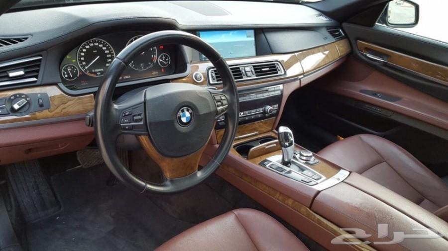 BMW 730 iL موديل 2010