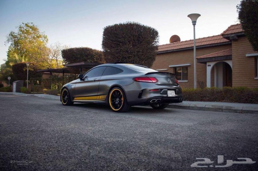 Mercedes Amg C63S EDTION ( 1) 2017