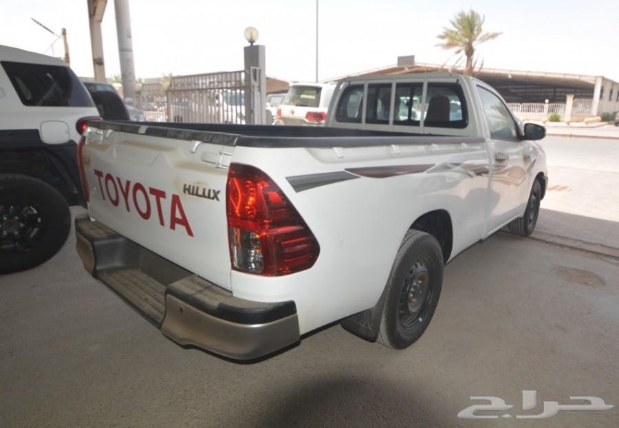 هايلكس 2020 غمارة GLX سعودي 71500