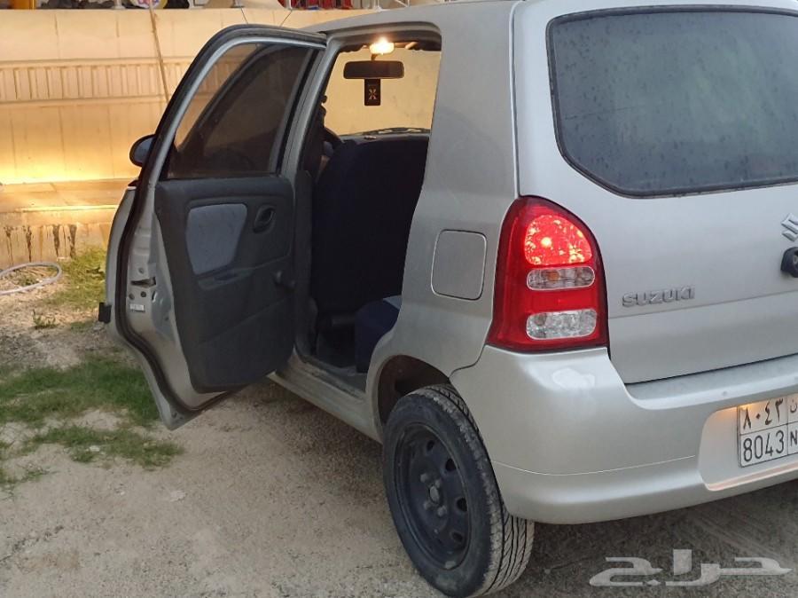 للبيع سيارة من نوع سوزوكي التو مديل 2008