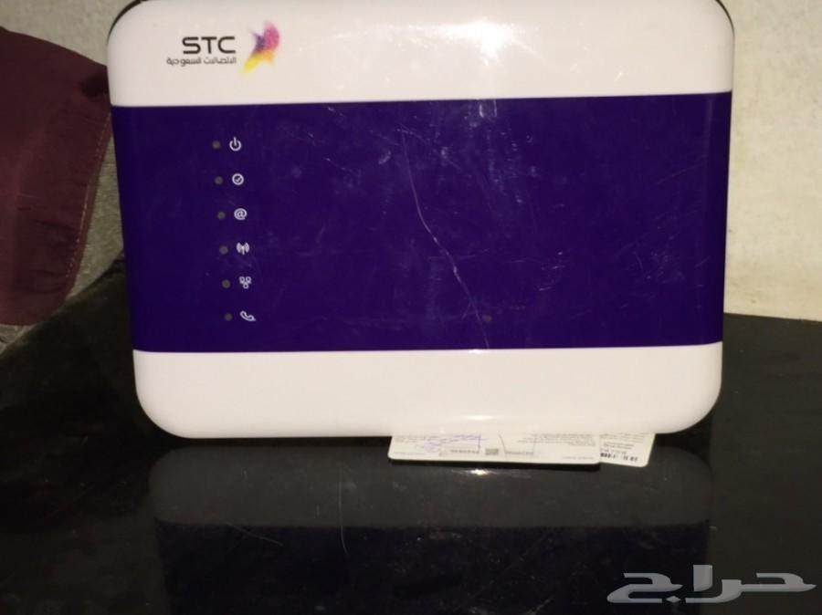 للبيع راوتر STC افاق شاملDSL