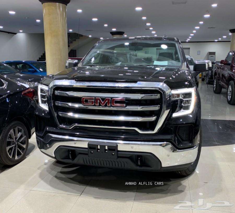 جي ام سي سييرا 2019 SLE 4X4 (سعودي) ...