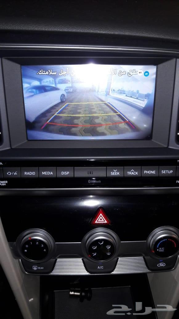 هوانداي - النترا - 2020 - شاشه -كاميرا - طيس