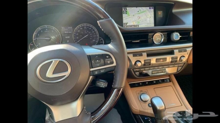 2017 Lexus es350 فل كامل