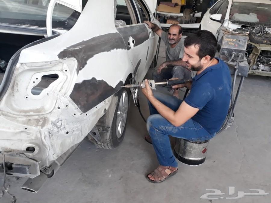 ورشة السواط لتصليح ودهان السيارات خبرة 25 سنة