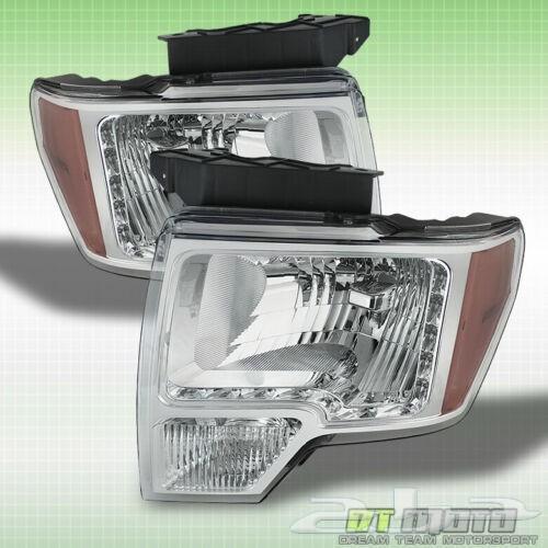 شمعات نور امامي فورد F150 جديدة