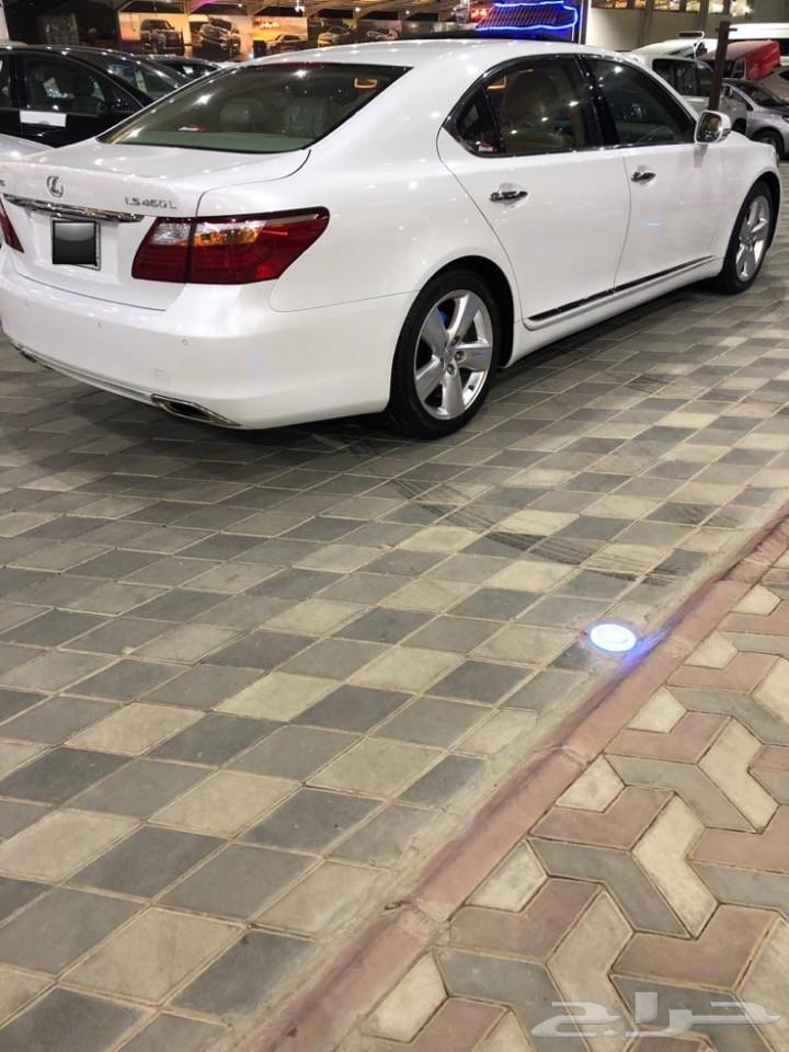 لكزس Ls460 L موديل 2012