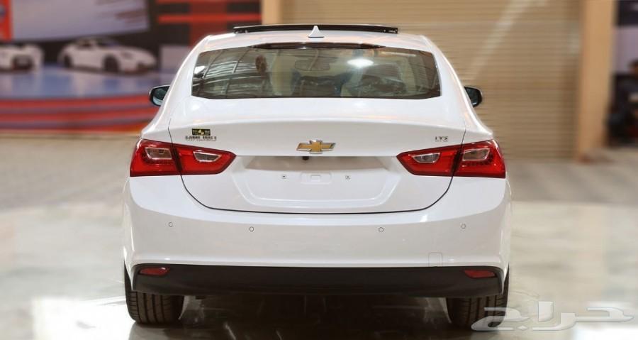 شفروليه ماليبو LTZ 2018 بسعر 110.000 ريال