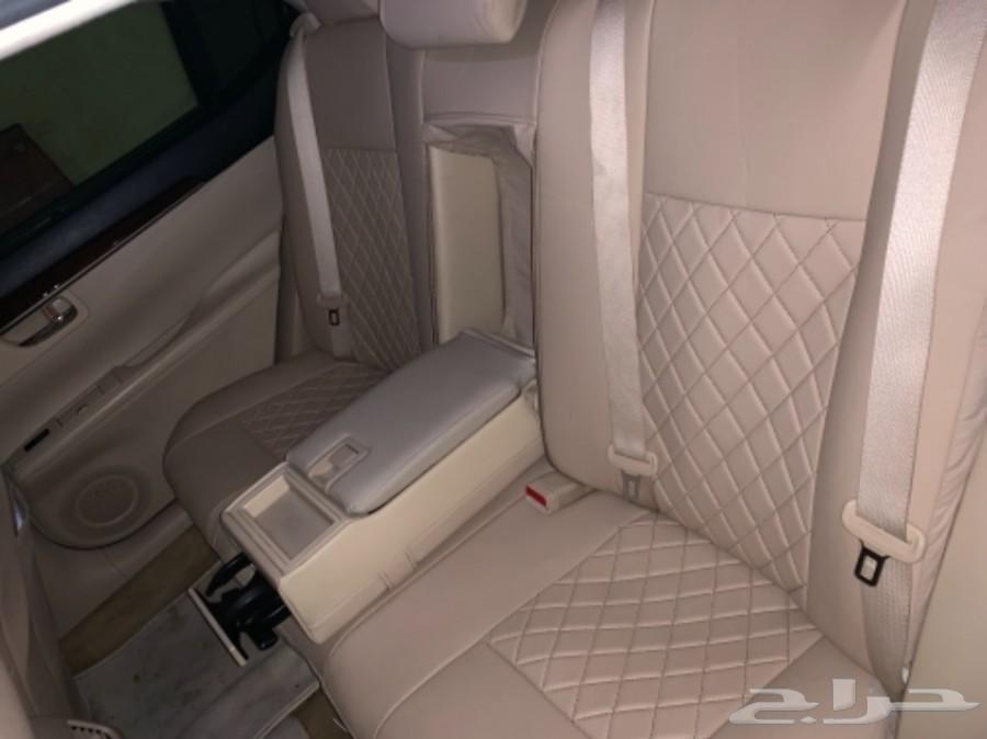 للبيع لكزس 2013 es350 خليجي بيع لاعلى سومه