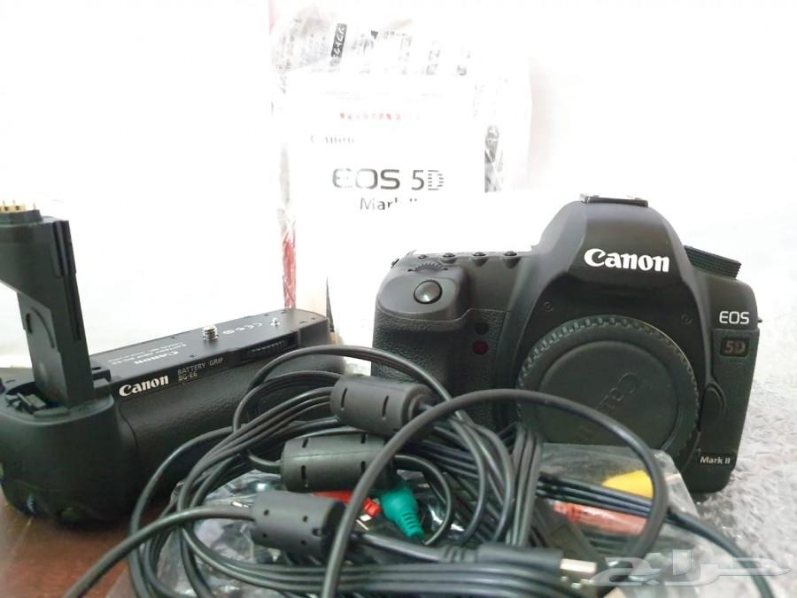 CANON 5D ii MARK TWO  - كانون 5 دي مارك تو