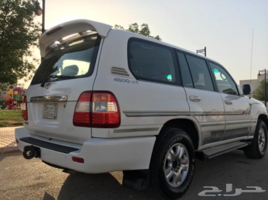 لاندكروزر 2002 معدل 2006 GXR سعودي قير عادي