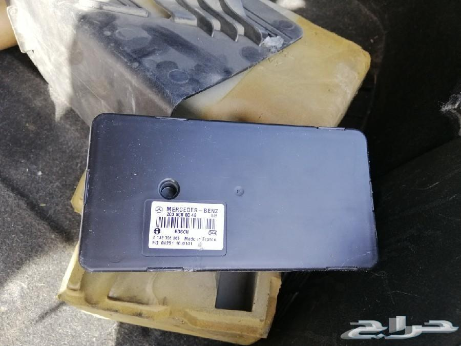 قطع مرسيدس SBC CLS 500 2005