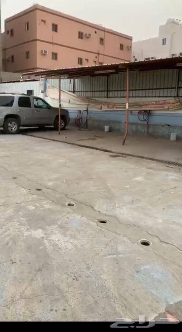 مجمع مغسلة سيارات وبنشر للتقبيل