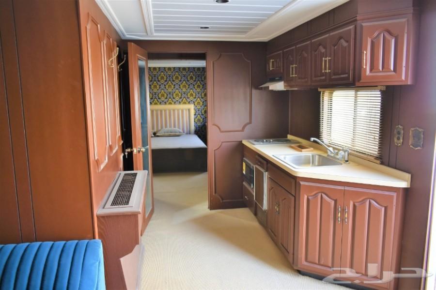 بيت فاخر متنقلMobile Home Luxury