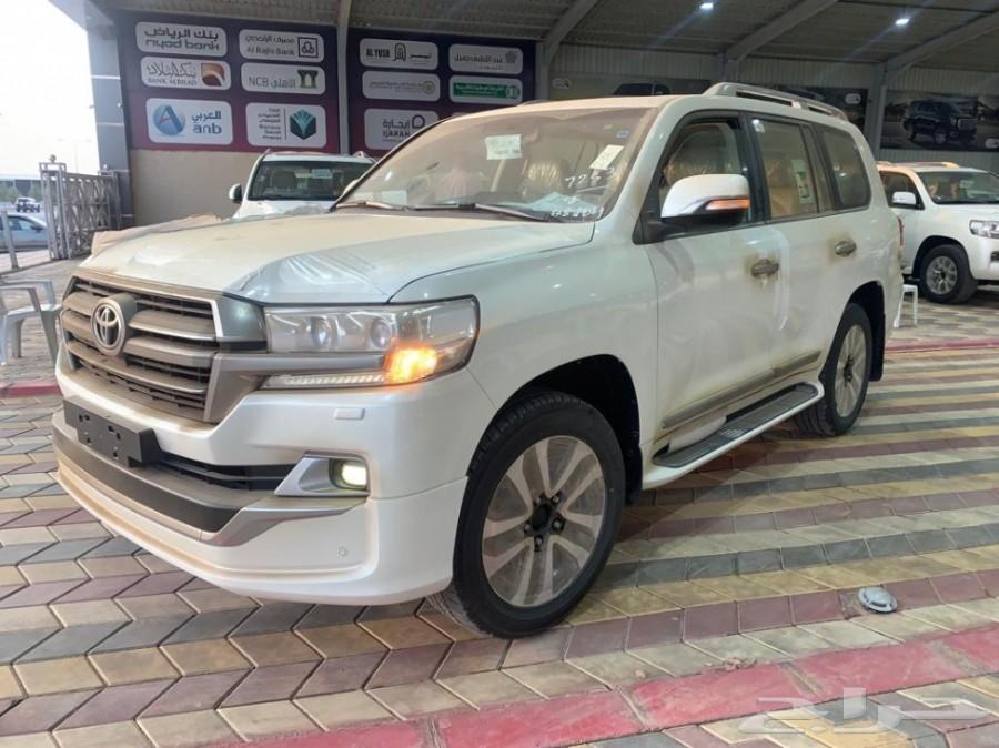 لاندكروزر VXR1 سعودي 2019 ب 262.500