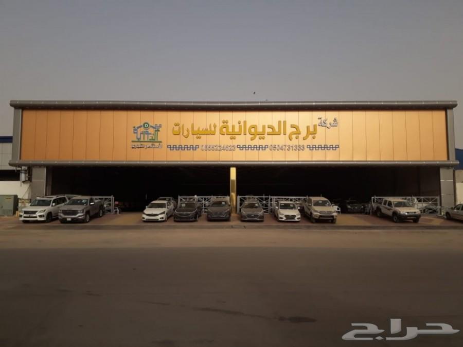 تويوتا شاص 2017 رفرف فل كامل سعودي