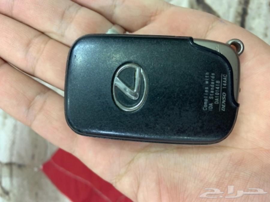 للبيع مفتاح لكزس 2010