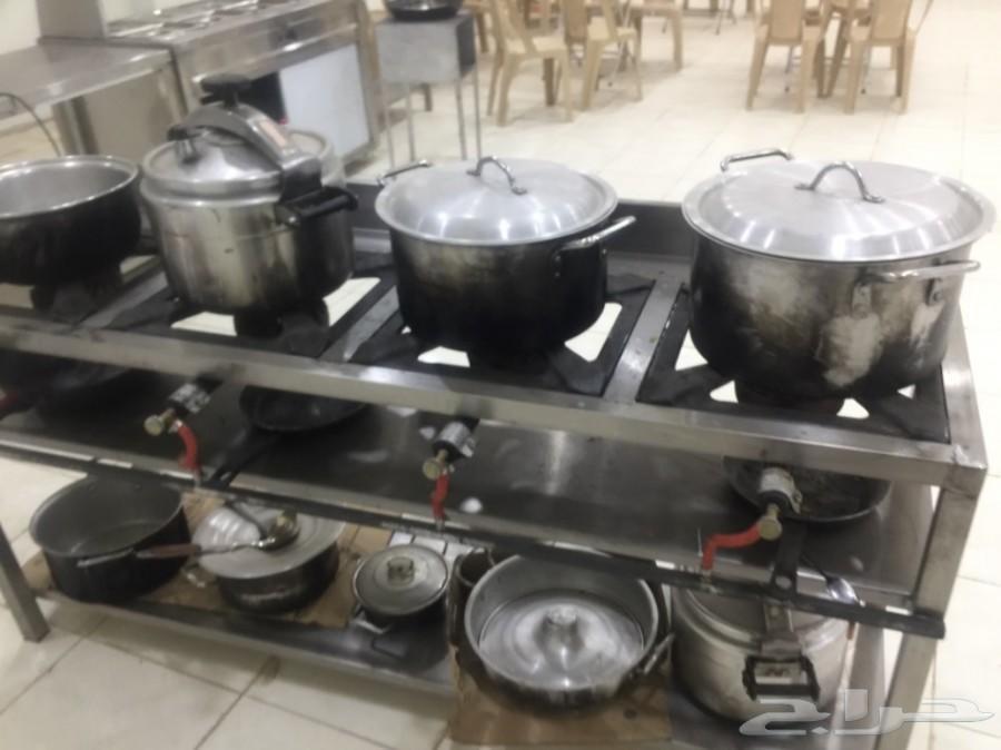 ادوات اغراض مطعم