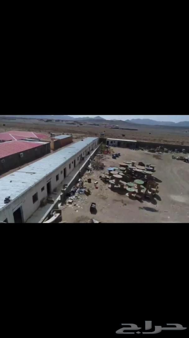 مستودع كبير اللايجار والغرف في محافظة رنيه