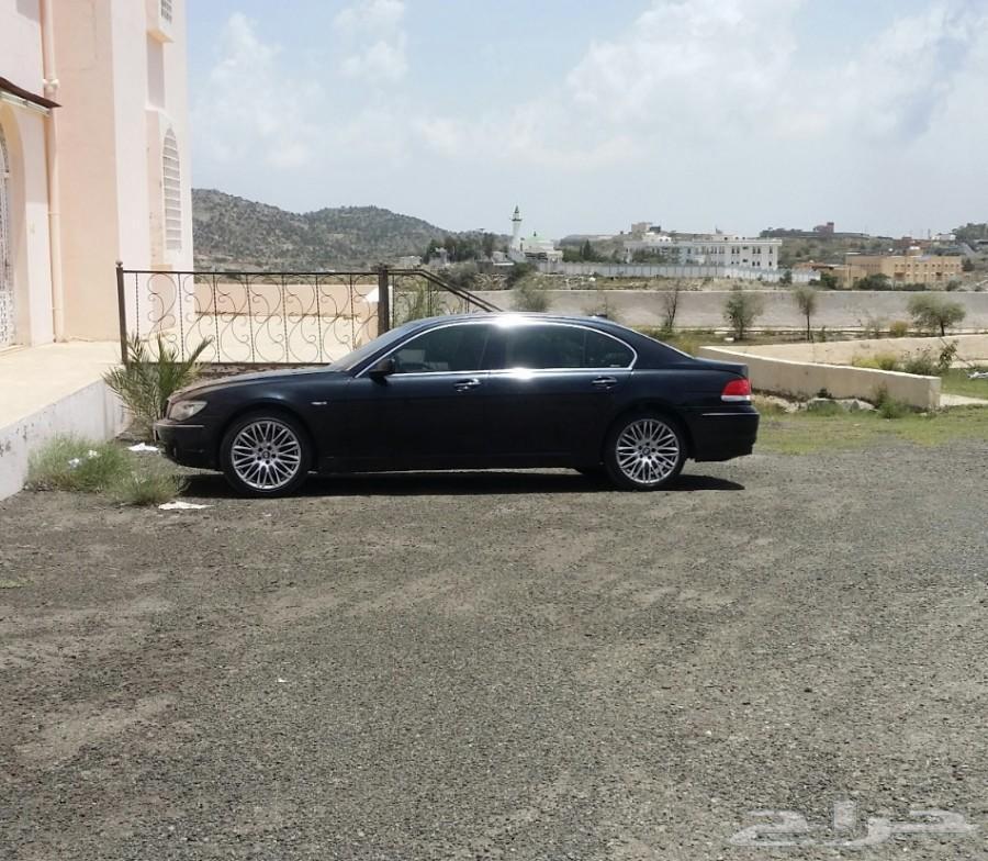 BMW 2006 مقاس 750LI