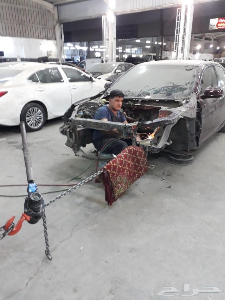 ورشة السواط لدهان وتصليح السيارات بخبرة 25عام