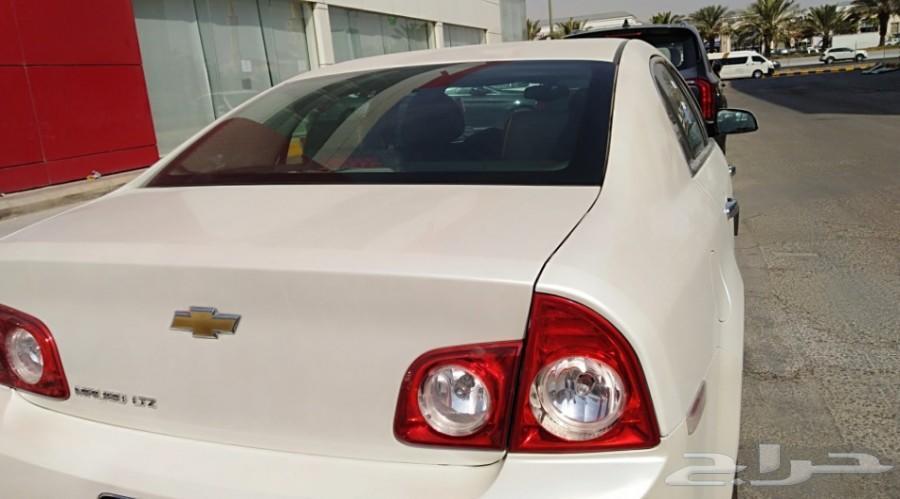 ماليبو 2011 نظيف جدا  للبيع او البدل