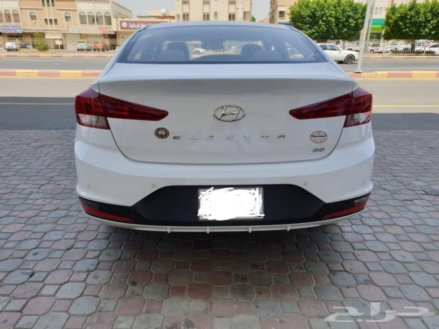 ( تم البيع ) النترا 2019 سعودي شبه الصفر