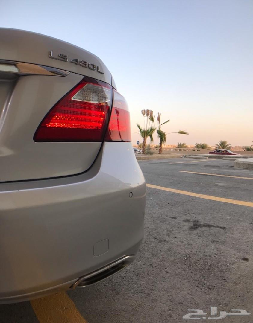 لكزس 460L سعودي VIP .. ( طلبيه )