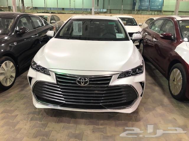 تتوفر فئات افالون 2019 سعودي بالنقد و التقسيط