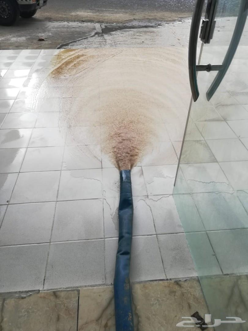 تنظيف خزانات الطايف عزل مائي للخزانات
