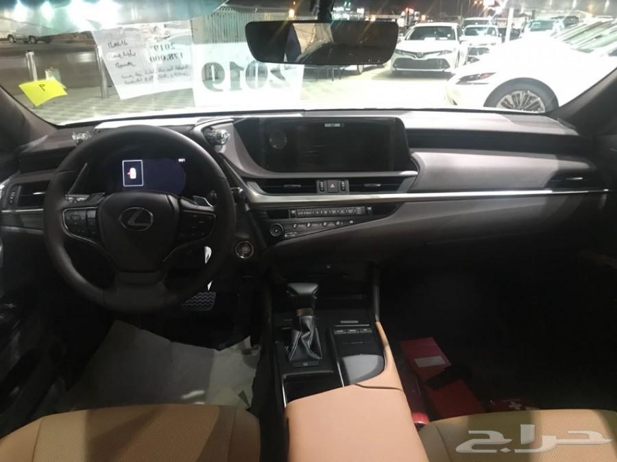 لكزس ES 350 CA -بريمي - 2019- جديد