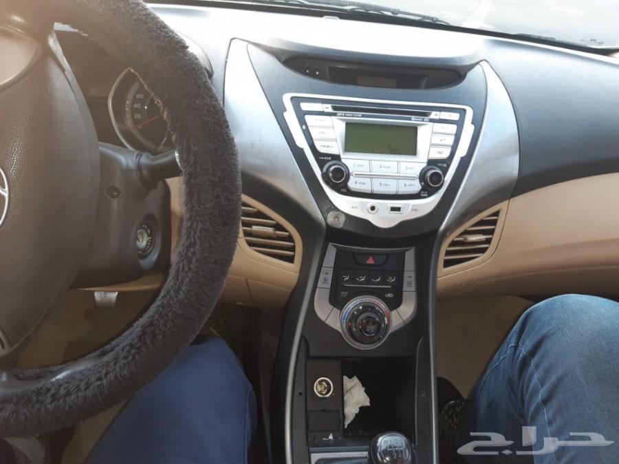هونداي النترا 2014 قير عادي للبدل بسيارة 2015