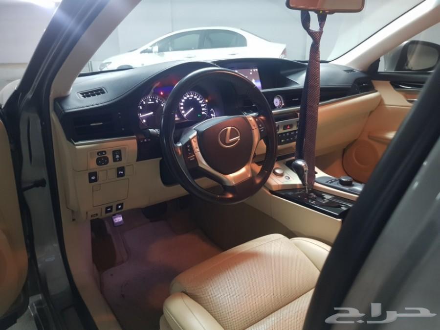 Lexus es 350 model 2015