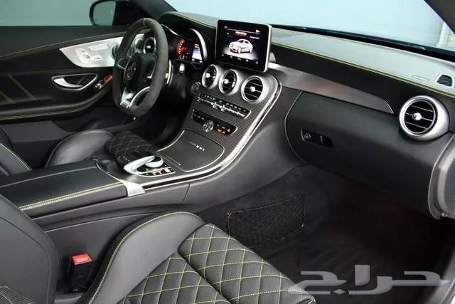 2017 AMG C 63 S  Edition 1