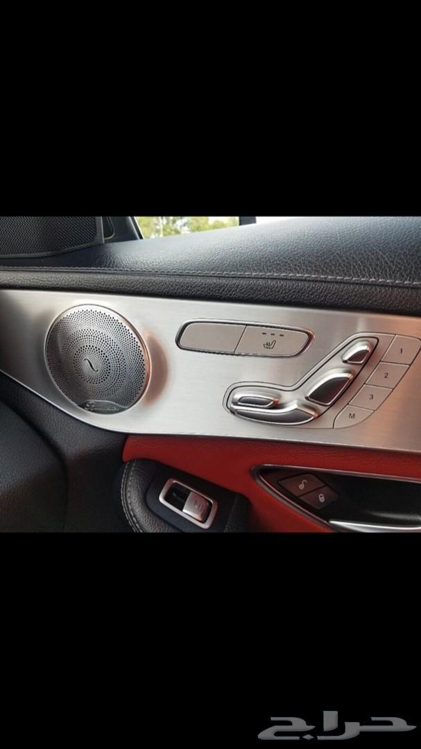 2016 Mercedes Benz C450 AMG