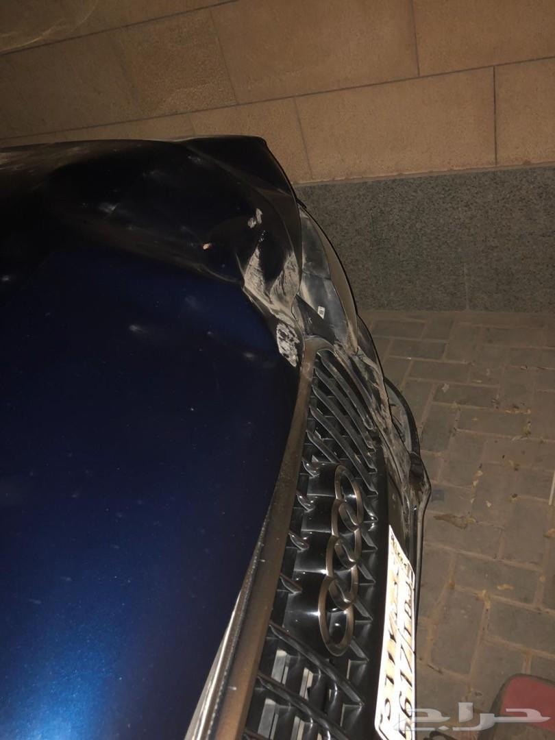 Audi Q5 2014  للبيع أودي مصدوم