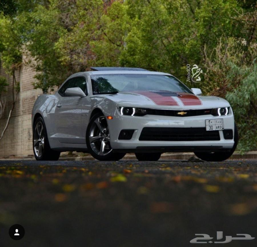 كمارو ss v8 موديل 2014 للبيع (تم البيع)