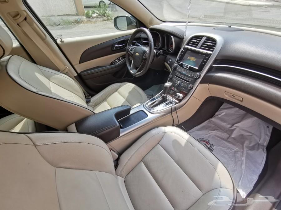 ماليبو 2013 LTZ V6 فل كامل البيع في شهراكتوبر