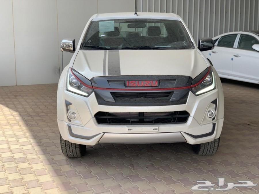 ايسوزو GT 2019 قيرتوماتيك 4X4 اقل سعر