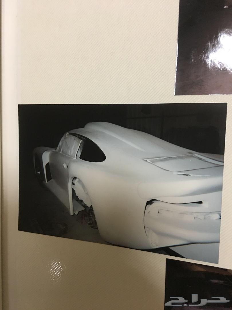 مشروع إنتاج السيارات النادرة والبدي كت