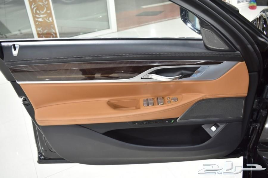 عرض جديد BMW 740Li Luxury model 2018