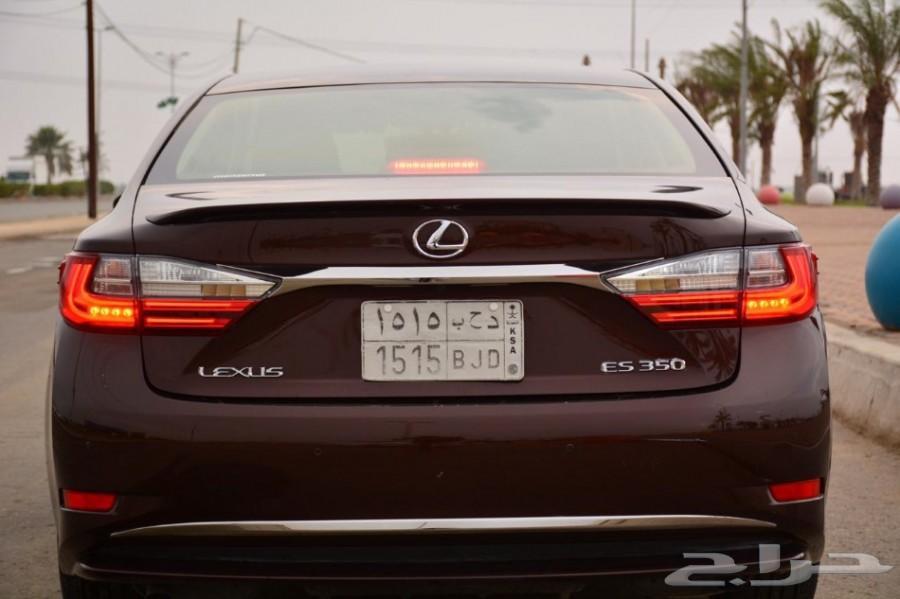 لكزس 350.سعودي