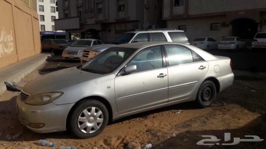 سيارة تويوتا كامري للبيع 2003 XLI