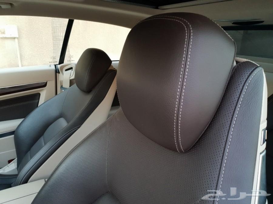 مرسيدس E200 كوبيه 2015 بدي وكاله ماشي 85