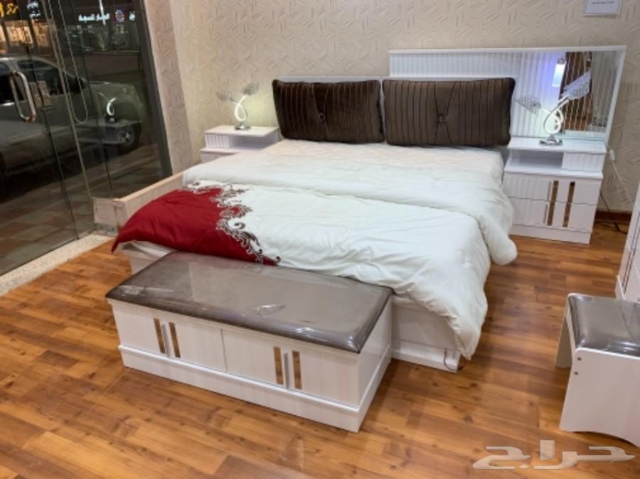 جديدنا غرف نوم تركي و صيني ب 4500