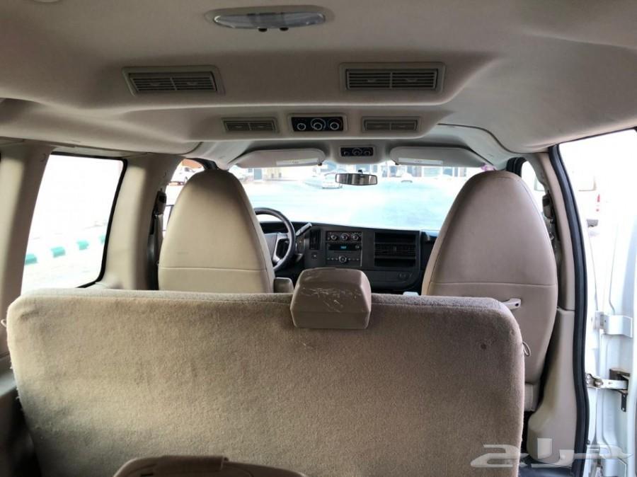 فان جي ام سي 2012 ركاب مخزن اخو الجديد