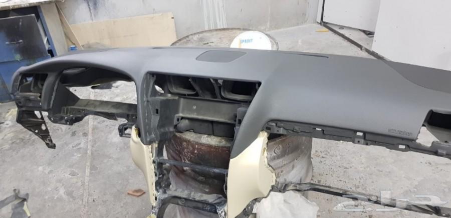 معالجة قشرة طبلون لكزس 460