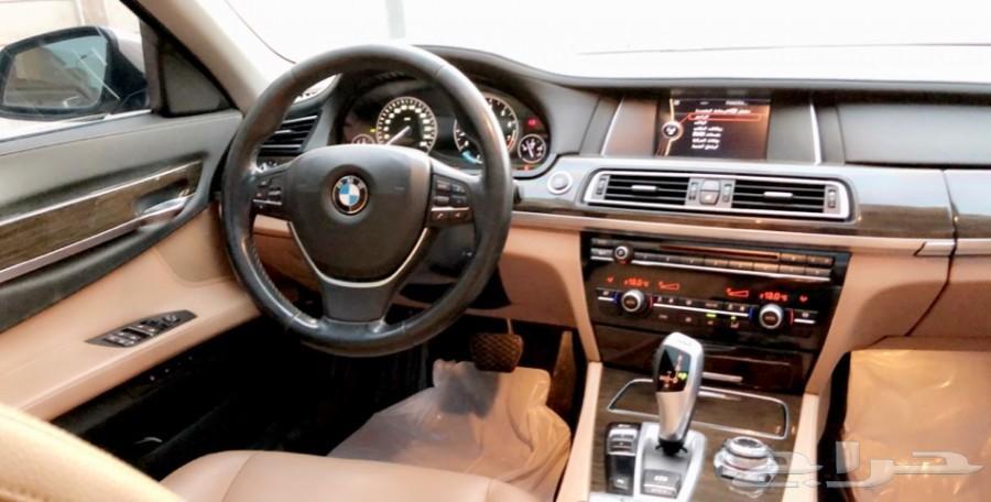 BMW 730 Li موديل 2014 - تم البيع
