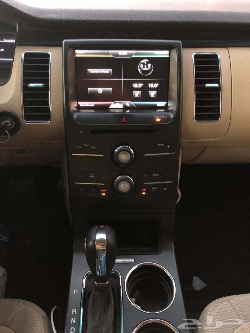 Ford فلكس 2014